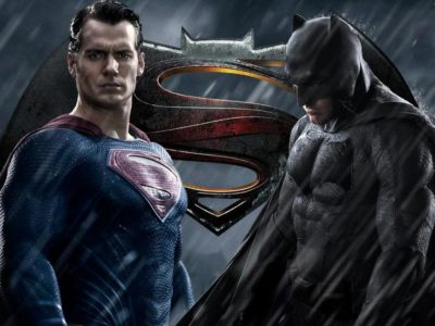 Nonverbal Review: Batman v Superman