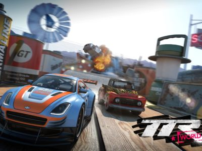 Table Top Racing: World Tour Review