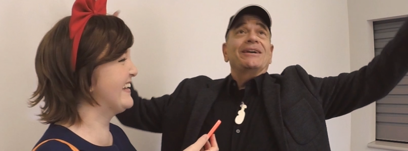 Kiki and Robert Picardo