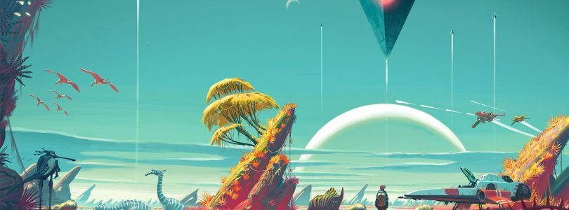 No Man's Sky – A First Taste