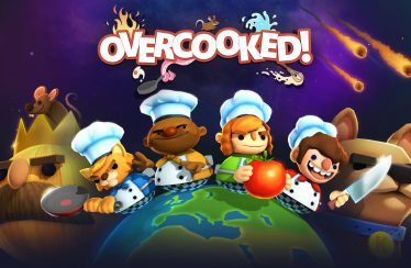 Overcooked Gameplay!
