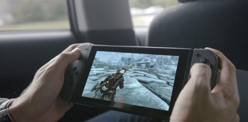 Nintendo Switch Announced!