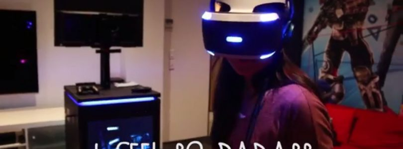 Playstation VR Experience!