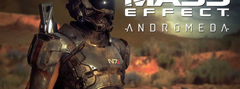 New N7 Day Mass Effect: Andromeda Trailer!
