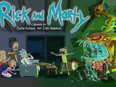 Rick and Morty – Season 1 & 2