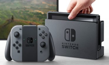 The Nintendo Switch!
