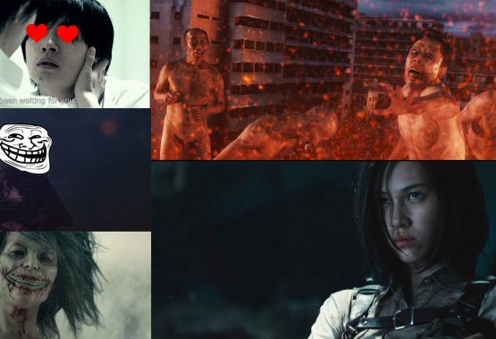 8 Reasons Why You NEED To See The Live Action Attack On Titan Movies!