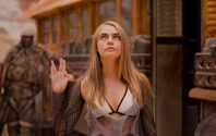 """Fashion meets Fantasy in """"Valerian and the City of a Thousand Planets"""""""