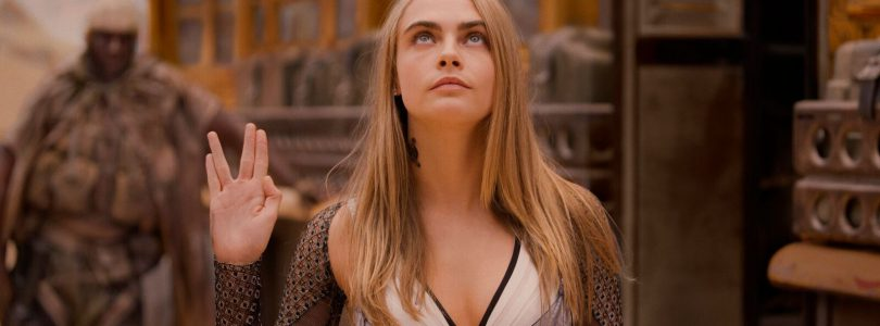 "Fashion meets Fantasy in ""Valerian and the City of a Thousand Planets"""