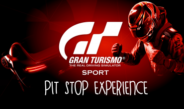 Gran Turismo Pit Stop Experience!