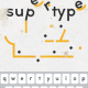 Supertype! Not Just a Game for Nanas