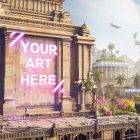 Ubisoft and Joseph Gordon-Levitt Want Your Art!