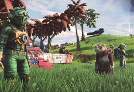 New Trailer for No Man's Sky NEXT Has Landed!