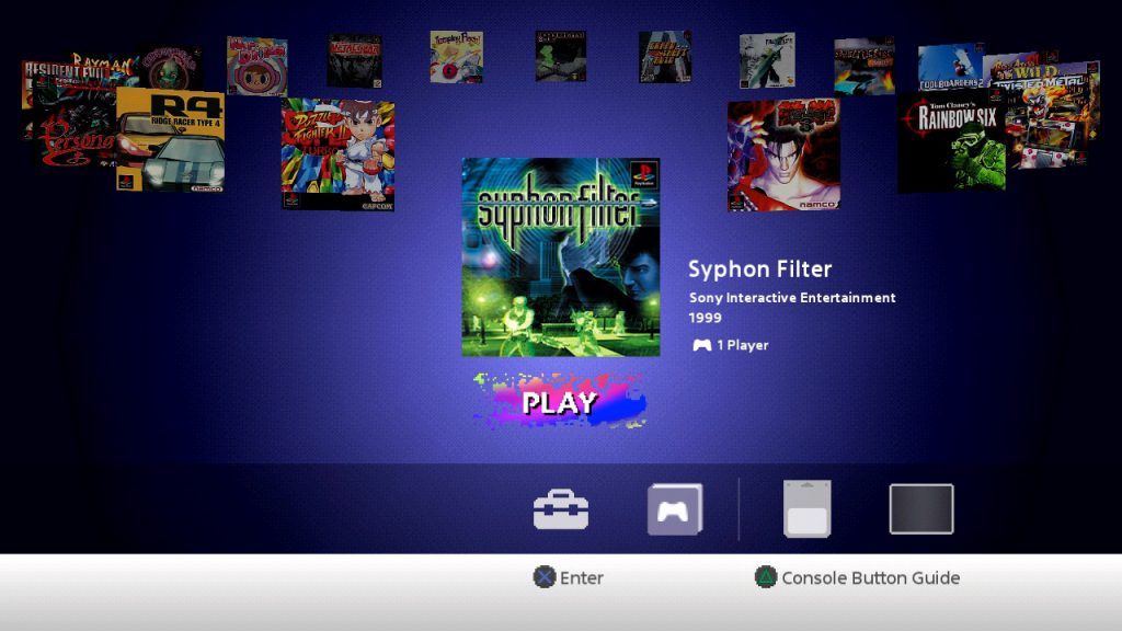 Relive your childhood on the PlayStation Classic - Pretty