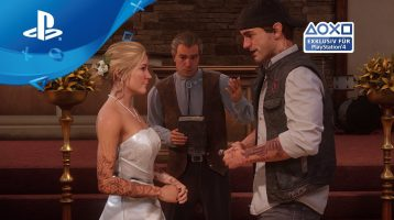 Days Gone Flashback Wedding Trailer