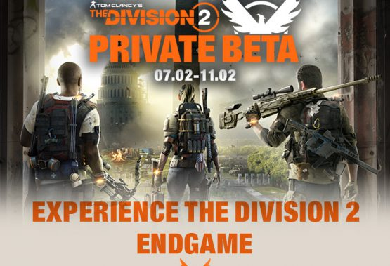 Tom Clancy's The Division Private Beta