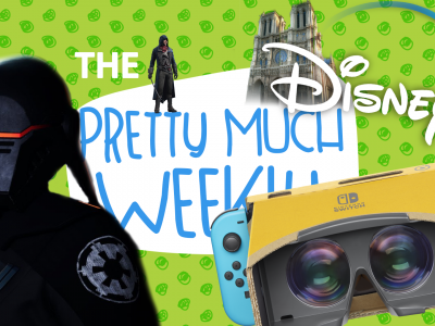 Disney+ Revealed and Climbing Notre-Dame for Free