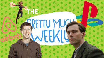 The next PlayStation and Zuckerberg starts a podcast