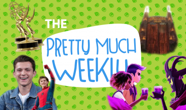 The Emmys, Game News, and FRICKEN SPIDER-MAN'S BACK