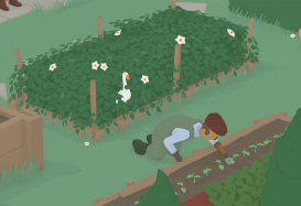 Untitled Goose Game: Di's Game of the Year thus far