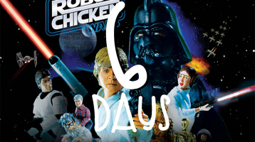 Tim's Star Wars Countdown #2 – That Was Pretty Wizard