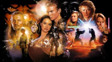 Tim's Star Wars Countdown #4 – Calm Down Anakin