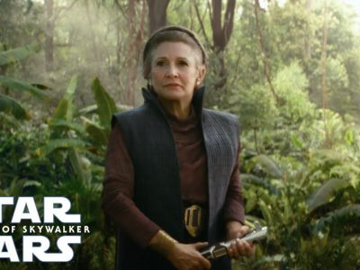 Rise of Skywalker: An Ode to Leia