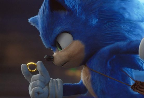 Sonic the Hedgehog makes a dash for your heart