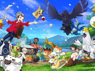 People love Pokémon more than PlayStation (Also you could WIN a game!)