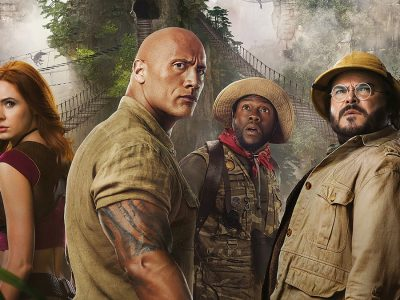 Jumanji: The Next Blu-ray