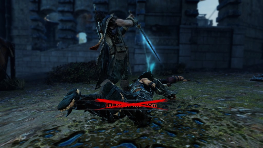 I'm too busy killing orcs and being an all-round badass to continue on with the story. Wait, what was the story again?]