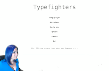 Let's Play Typefighters!
