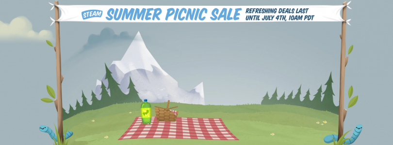 Steam Summer Picnic Sale starts today!