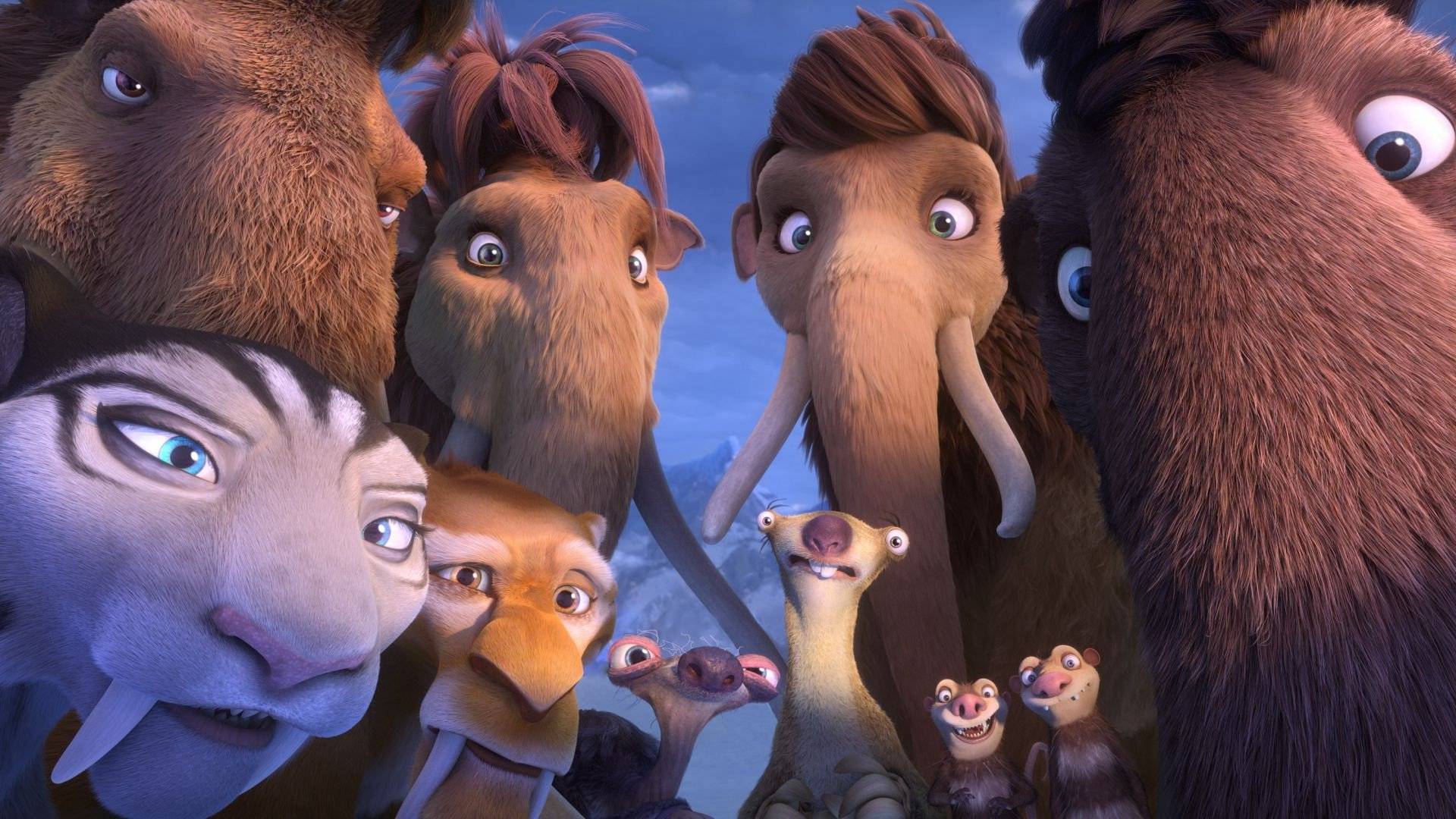 Ice Age Collision Course Pretty Much Geeks