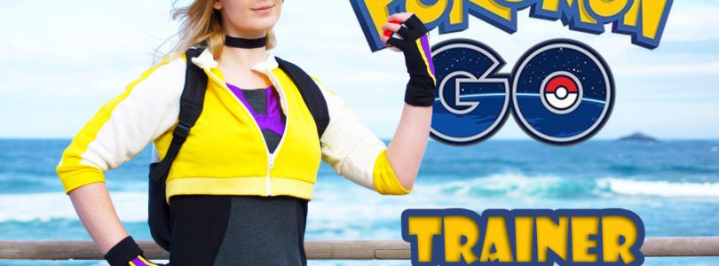 PokemonGo Trainer (female) Cosplay Tutorial!