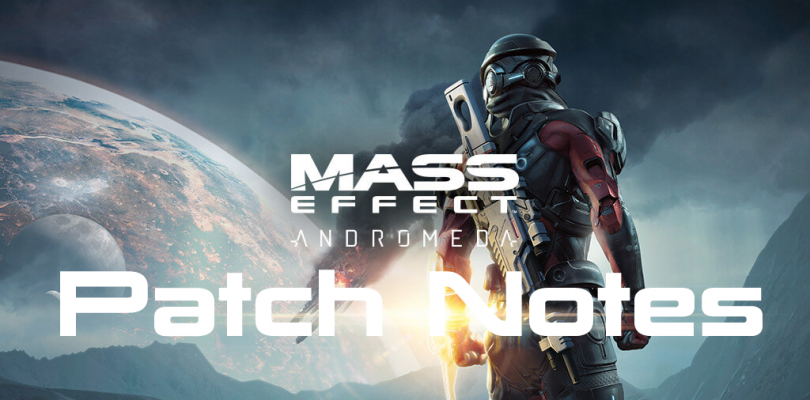 Mass Effect: Andromeda Fixes!