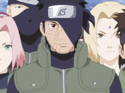 Naruto Shippuden Collection 30: Eps 375-387