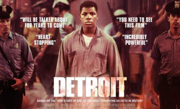 Detroit: hugely important and disturbing to watch