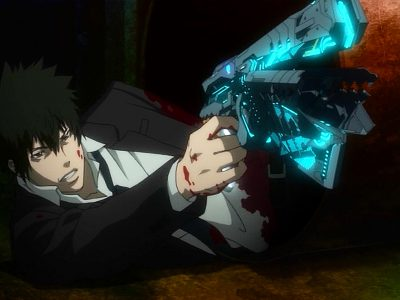 Psycho Pass – Complete Collection