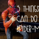 5 Things You Can Do in Spider-Man!