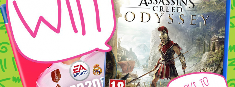 Win yourself some games, thanks to PriceSpy!
