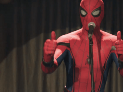 Spider-Man: Far From Home – to take home