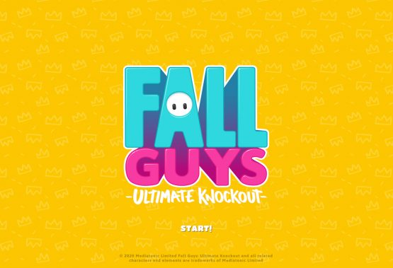 Fall Guys (AKA the Only Battle Royale We Wanna Play)