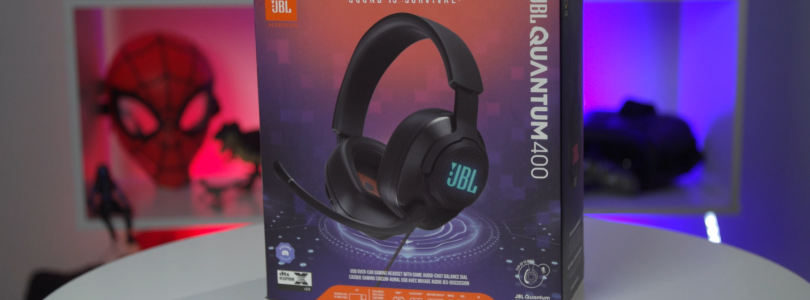 Great quality, great price – the JBL Quantum 400!