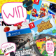 The games we yearned for in September, and your chance to win one of them!